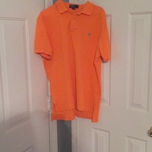 Men's large polo.
